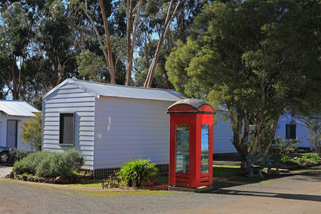 Shady Acres Caravan Park Ballarat - SA Accommodation