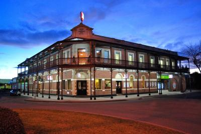 Grand Terminus Hotel - SA Accommodation