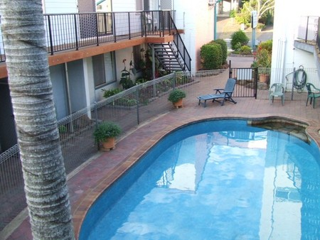Bargara Beachfront Holiday Apartments