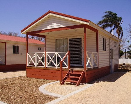 Outback Oasis Caravan Park - SA Accommodation