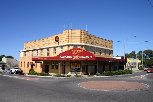 Hastings Hotel - SA Accommodation