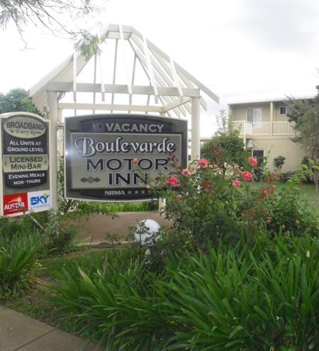 Boulevarde Motor Inn - SA Accommodation