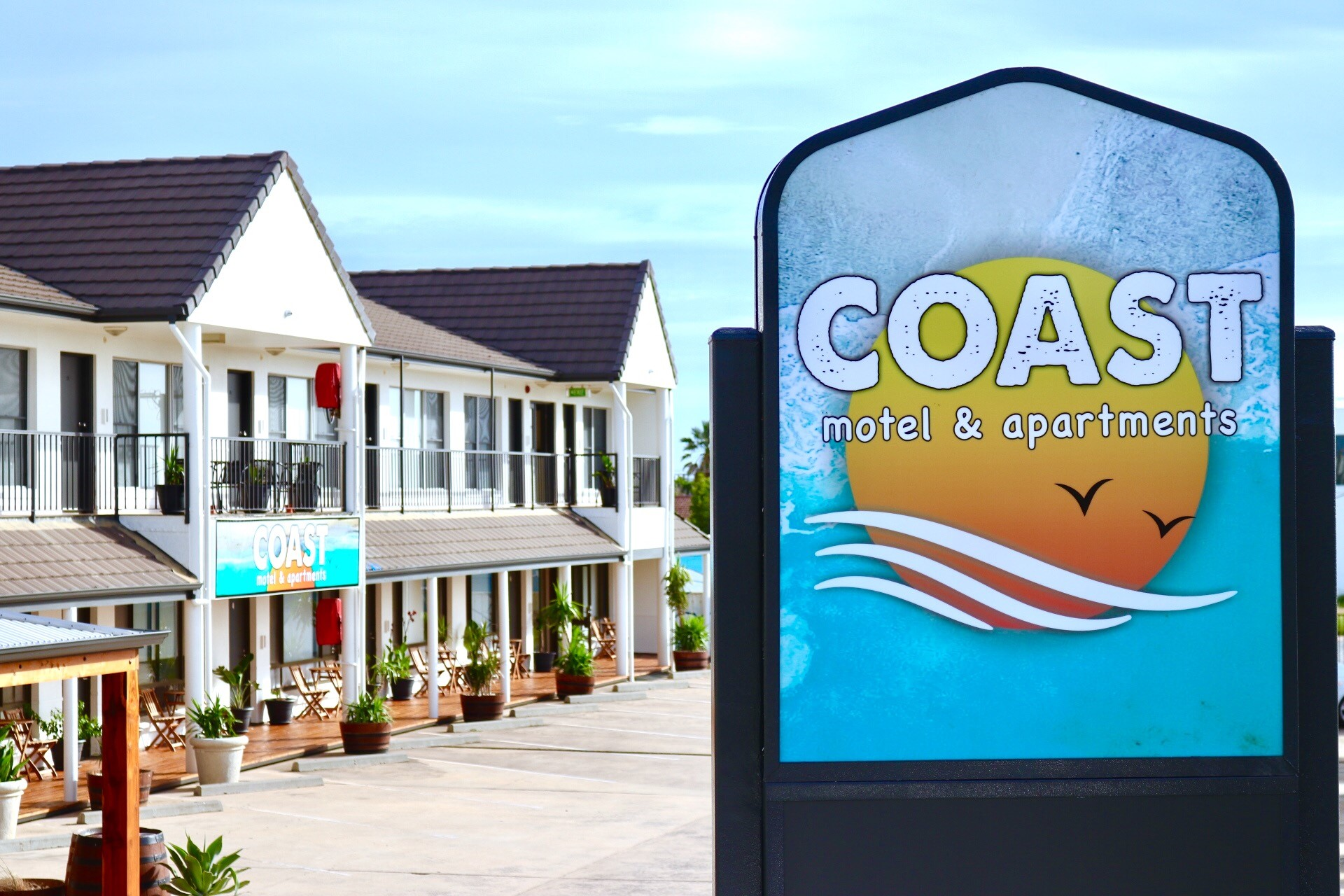 COAST Motel and Apartments - SA Accommodation
