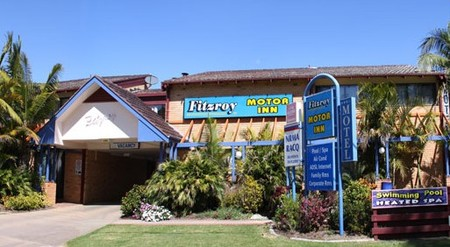 Fitzroy Motor Inn - SA Accommodation