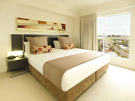 Oaks Aspire Apartments - SA Accommodation