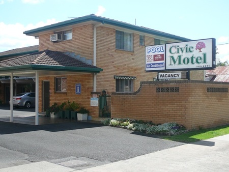 Civic Motel Grafton - SA Accommodation