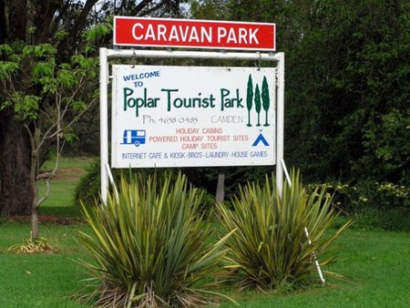 Poplar Tourist Park - SA Accommodation