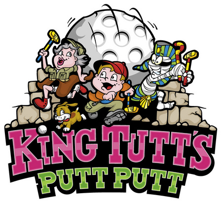 King Tutts Putt Putt - SA Accommodation
