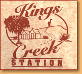 Kings Creek Station - SA Accommodation