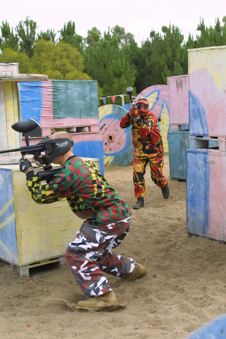 Paintball Skirmish Perth - SA Accommodation