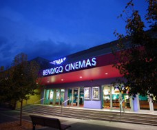 Bendigo Cinemas - SA Accommodation