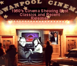 Swanpool Cinema - SA Accommodation
