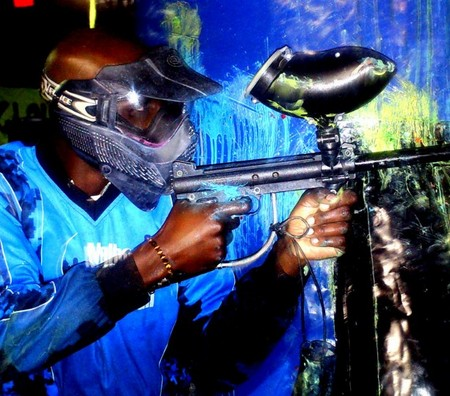 Melbourne Indoor Paintball - SA Accommodation