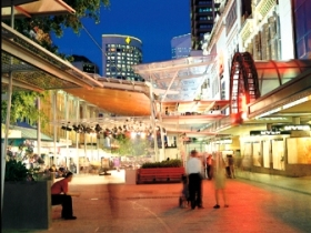 Queen Street Mall - SA Accommodation