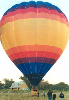 Balloon Flights of Bendigo - SA Accommodation
