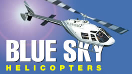 Blue Sky Helicopters - SA Accommodation