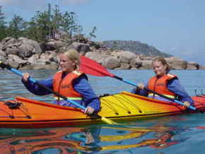 Magnetic Island Sea Kayaks - SA Accommodation