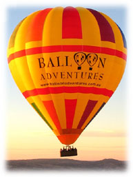 Balloon Adventures Barossa Valley - SA Accommodation