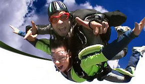 Adelaide Tandem Skydiving - SA Accommodation