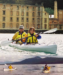 Blackaby's Sea Kayaks and Tours - SA Accommodation