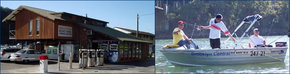 Brooklyn Central Boat Hire  General Store - SA Accommodation