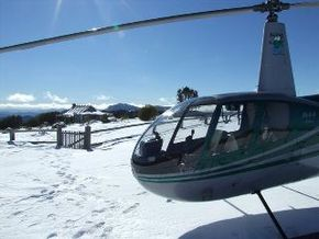 Alpine Helicopter Charter Scenic Tours - SA Accommodation
