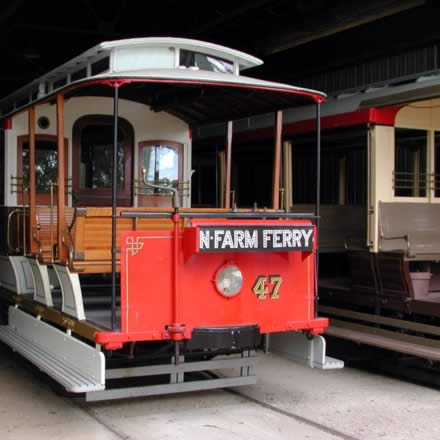 Brisbane Tramway Museum - SA Accommodation