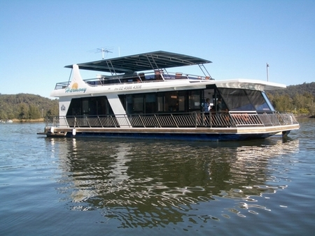 Able Hawkesbury River Houseboats - SA Accommodation