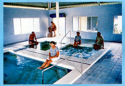 Innot Hot Springs Leisure  Health Park - SA Accommodation