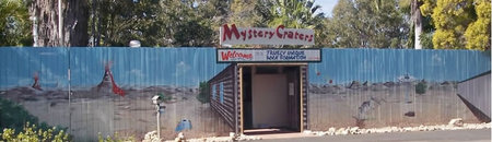 Mystery Craters - SA Accommodation
