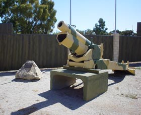 Military Museum Merredin - SA Accommodation