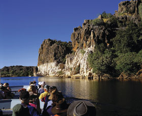Geikie Gorge National Park - SA Accommodation