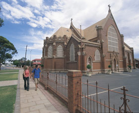St Mary's Church - SA Accommodation