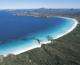 Lucky Bay - SA Accommodation