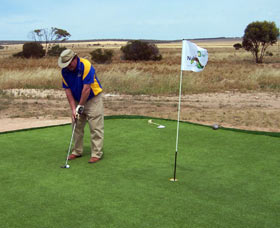 Nullarbor Links World's Longest Golf Course Australia - SA Accommodation