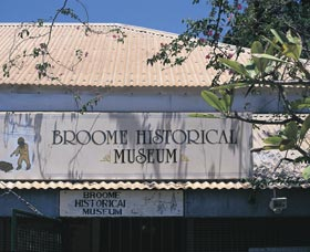 Broome Historical Society Museum - SA Accommodation