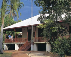 The Courthouse Broome - SA Accommodation
