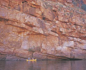 Dimond Gorge - SA Accommodation