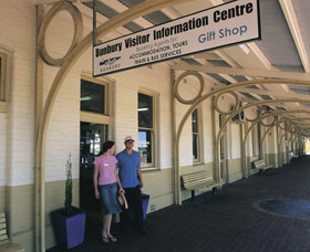 Old Railway Station Bunbury - SA Accommodation