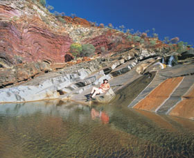 Hamersley Gorge - SA Accommodation