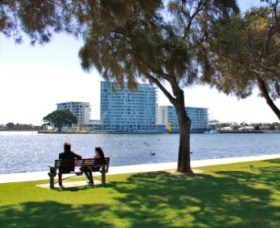 Foreshore Reserve - SA Accommodation