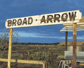 Broad Arrow - SA Accommodation