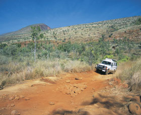 Lennard Gorge - SA Accommodation