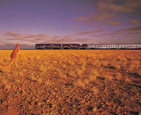 Nullarbor Plain - SA Accommodation