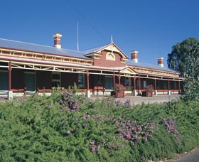 Old Railway Station Museum - SA Accommodation