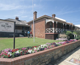 Old Gaol and Police Quarters - SA Accommodation