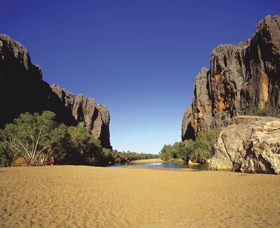 Windjana Gorge National Park - SA Accommodation