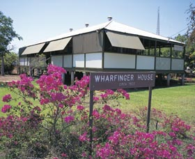 Wharfinger's House Museum - SA Accommodation