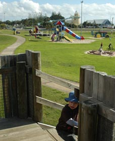 Yoganup Playground - SA Accommodation