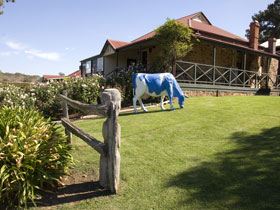 Longview Vineyard - SA Accommodation